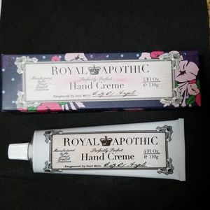 ROYAL APOTHIC Hand Creme 4oz.